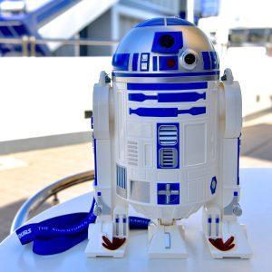 ディズニーランド R2-D2 ポップコーンバケット
