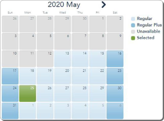 上海ディズニーランド2020年5月の混雑予想